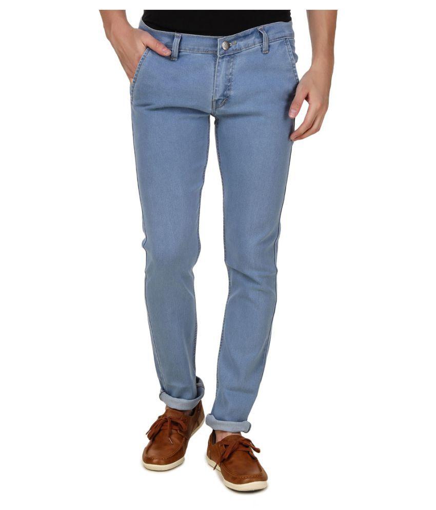 5ACE Light Blue Slim Jeans