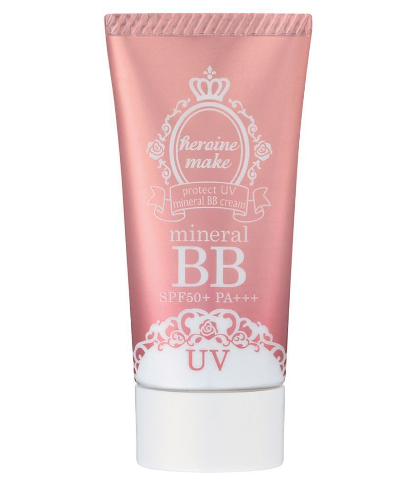 ISEHAN Heroine Make  Protect UV Mineral BB Cream light\n Day Cream 30 gm