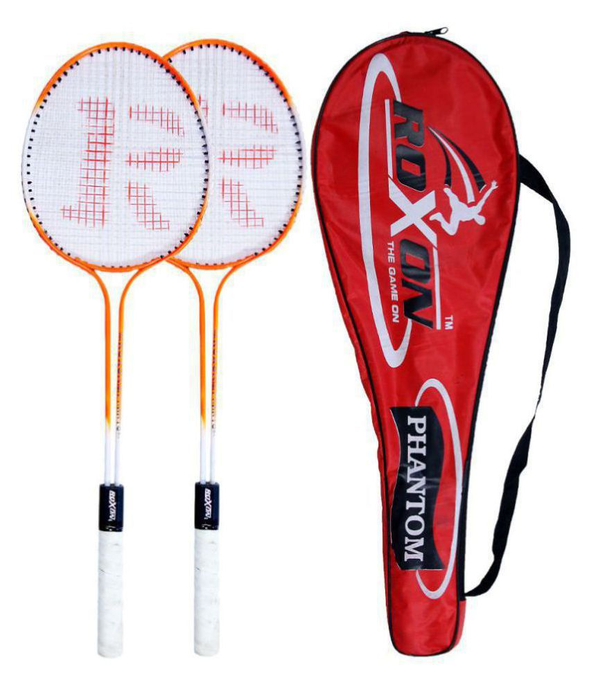 Roxon Phantom Badminton Racket Assorted Set Of 2