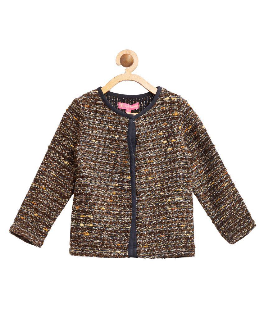 Brown Wollen Jacket