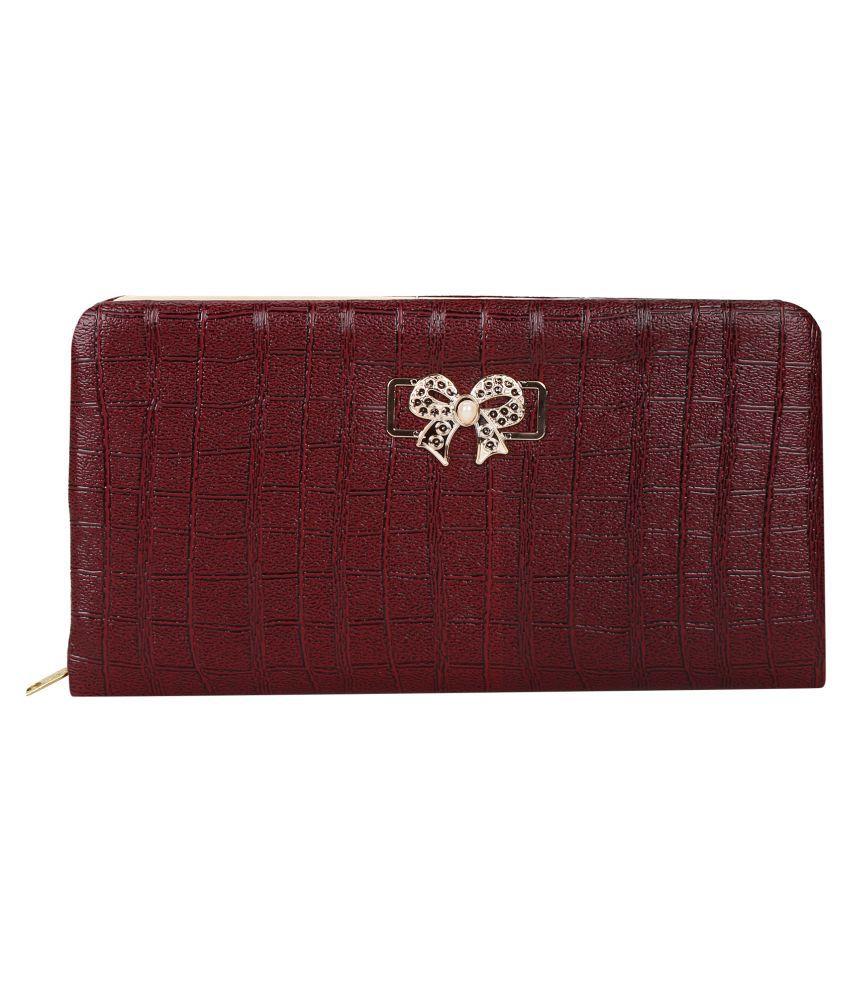 MTE Maroon Wallet