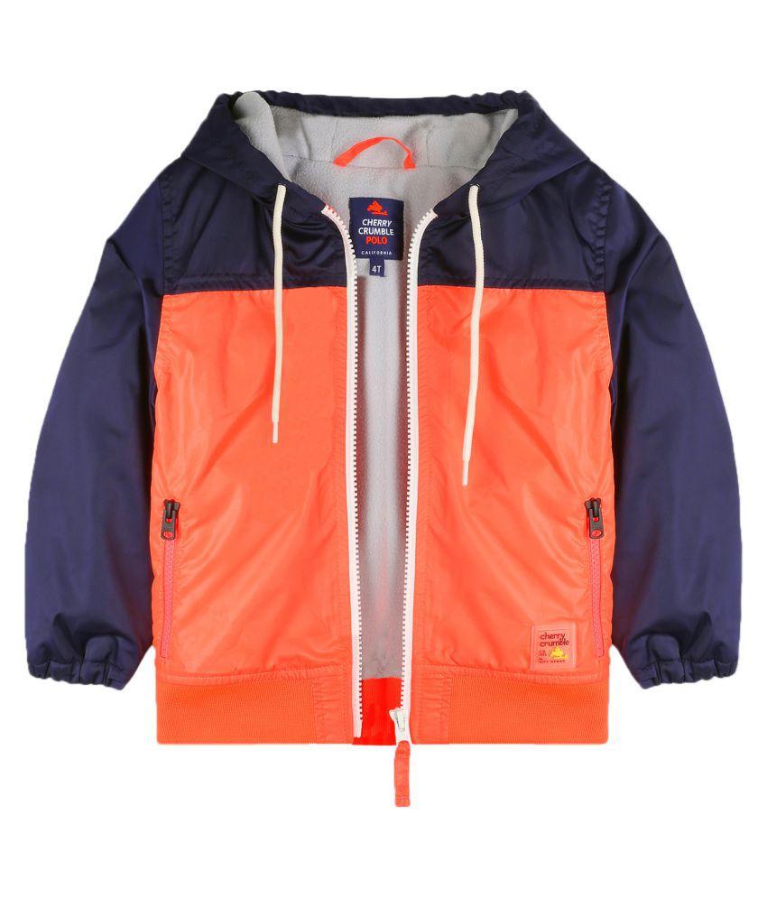 Cherry Crumble Sporty Vibe Jacket