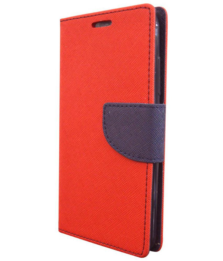 OnePlus 2 Flip Cover by Rdcase   Red