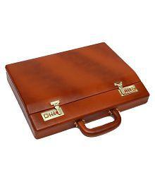 Hammonds Flycatcher Tan Medium Briefcase