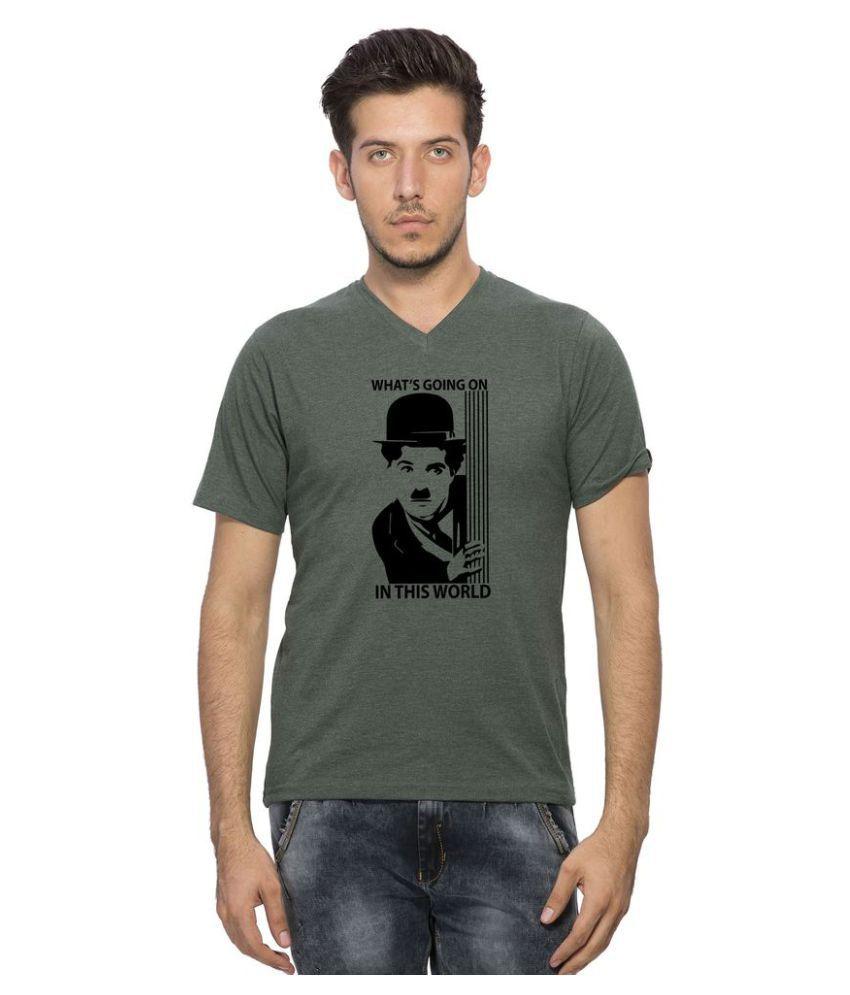 clifton Green V-Neck T-Shirt