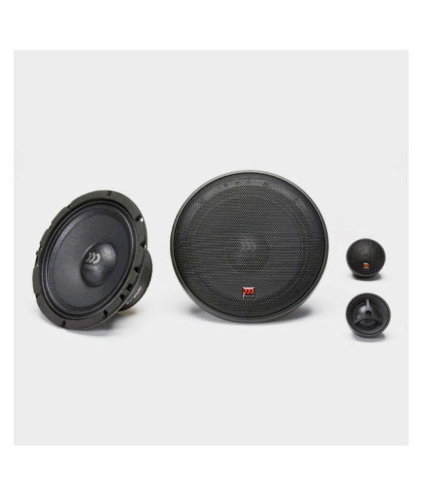 Morel MAXIMUS 602 Component Car Speakers: Buy Morel MAXIMUS