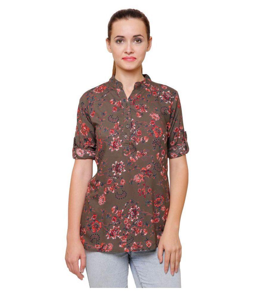 Myracollections Rayon Shirt