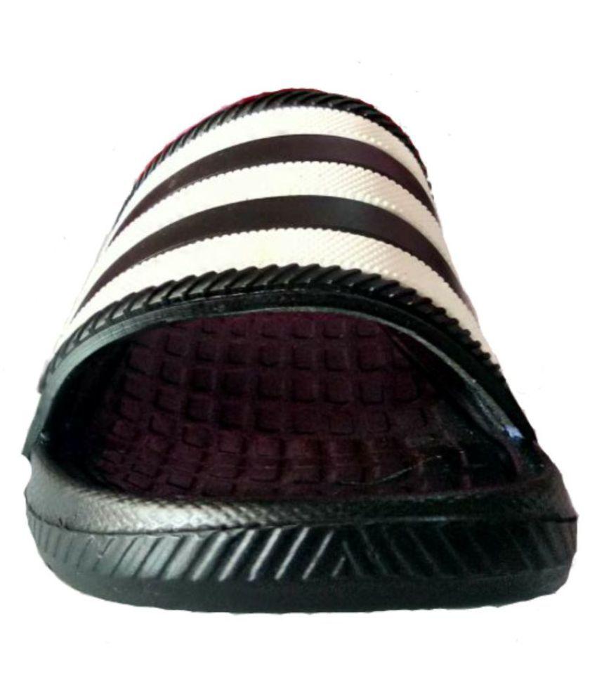 Adidas Duramo Slide flip flop te negro Precio en india comprar adidas