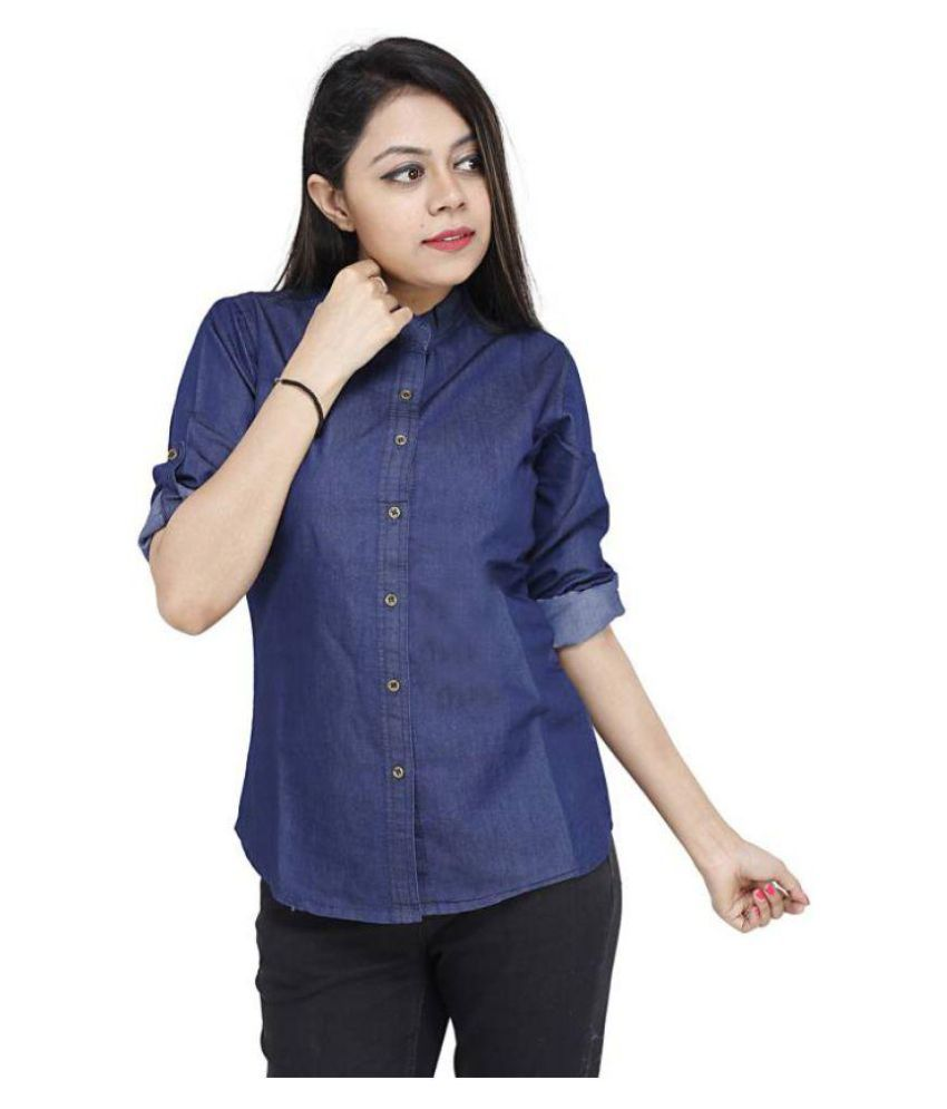 Trendyfrog Denim Shirt