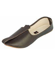 Juta & Kassa Brown Designer Shoe