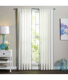 rod pocket curtains buy rod pocket curtains online at best prices rh snapdeal com