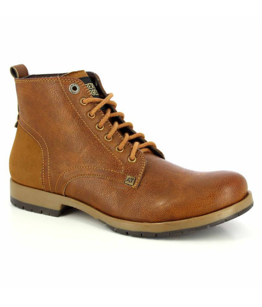 Alberto Torresi Tan Casual Boot