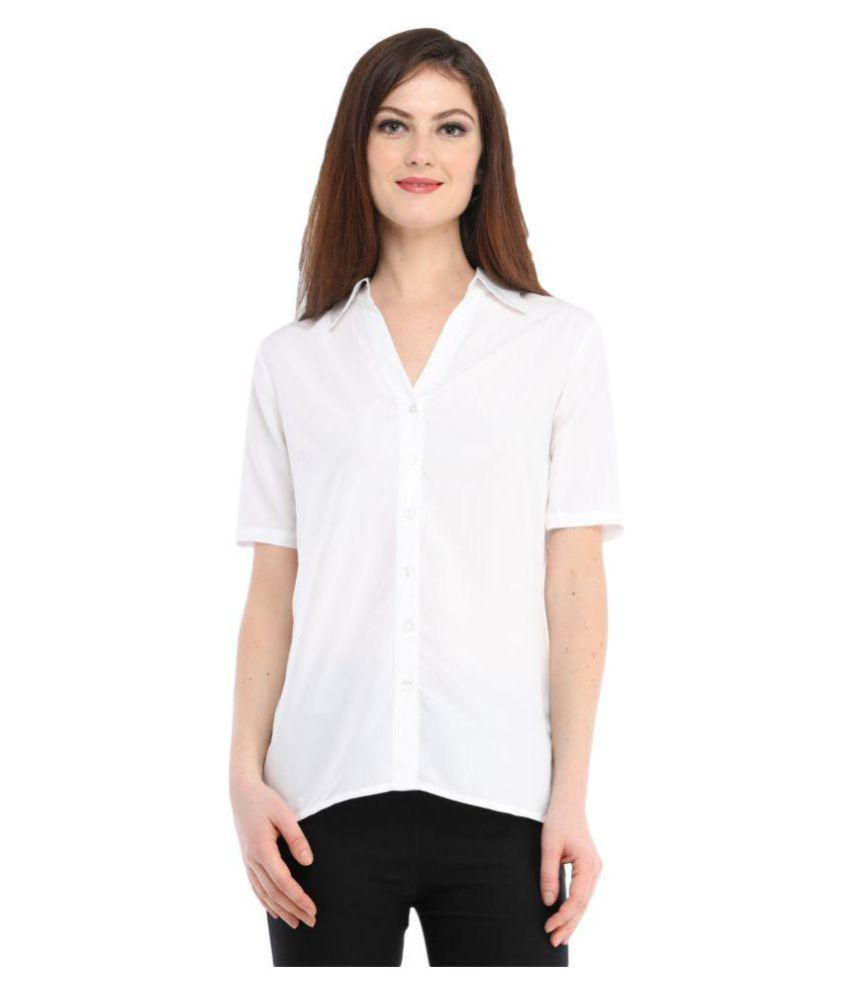 38813c54a3e10 Buy Entease Polyester Plus Size Shirts Online at Best Prices in India -  Snapdeal