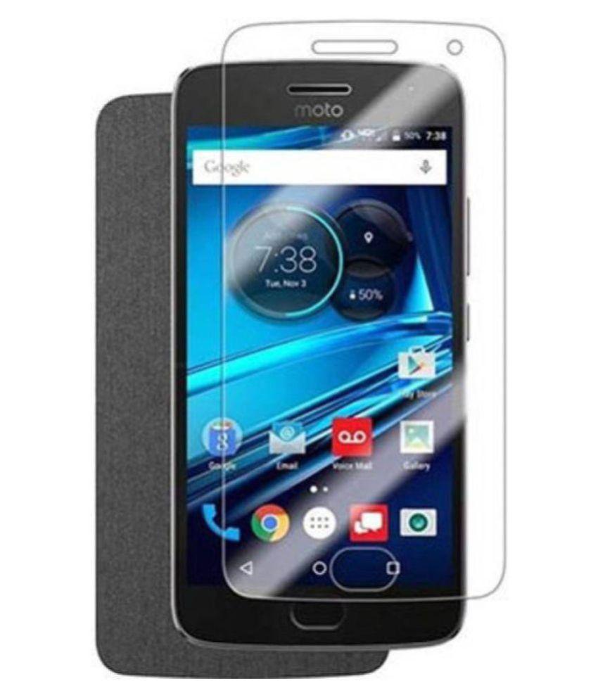 Motorola Moto G5S Tempered Glass Screen Guard By Jishaan NextGen style