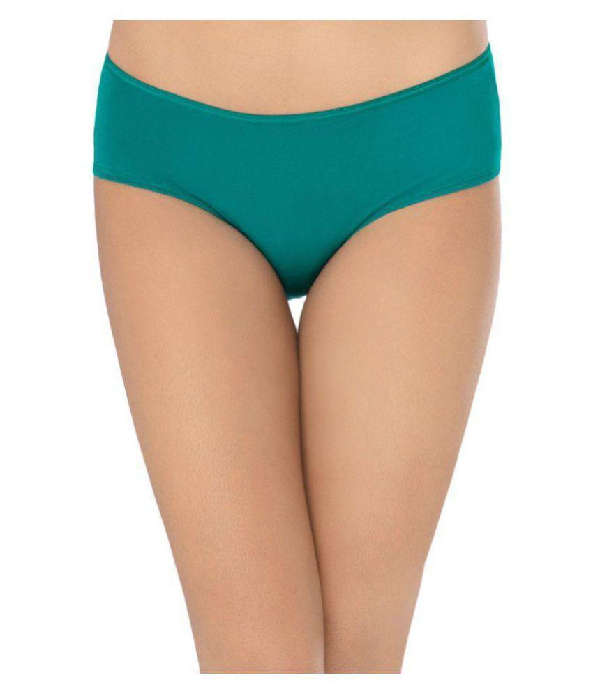 ALVIN LOUIS Cotton Bikini Panties