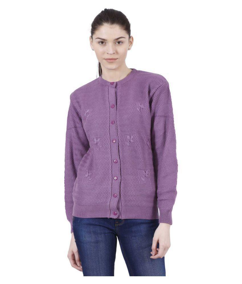 Urban Studio Woollen Non Hooded Sweatshirt