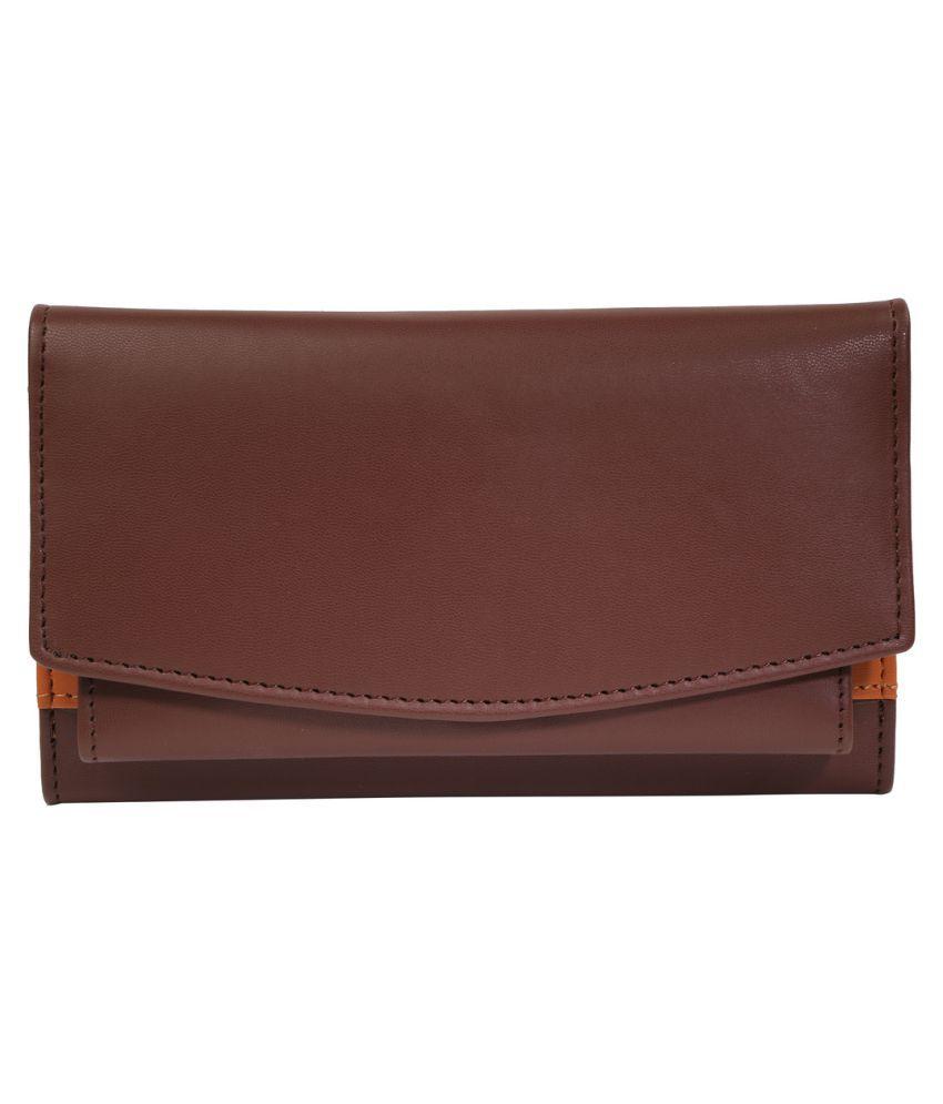 irin Brown Wallet