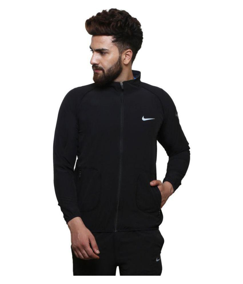 25759a00b Nike Black Wind Cheaters - Buy Nike Black Wind Cheaters Online at Best  Prices in India on Snapdeal