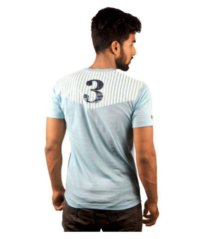 cluesteps Navy Round T-Shirt