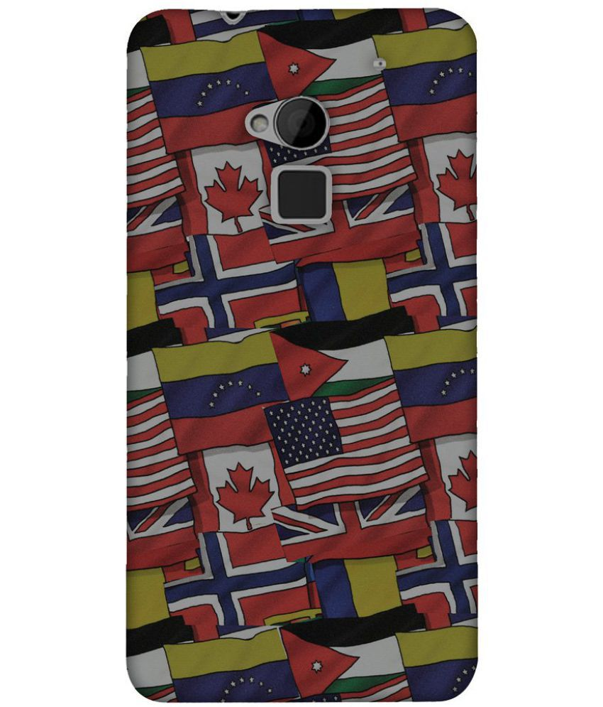 HTC One Max Printed Cover By Amzer