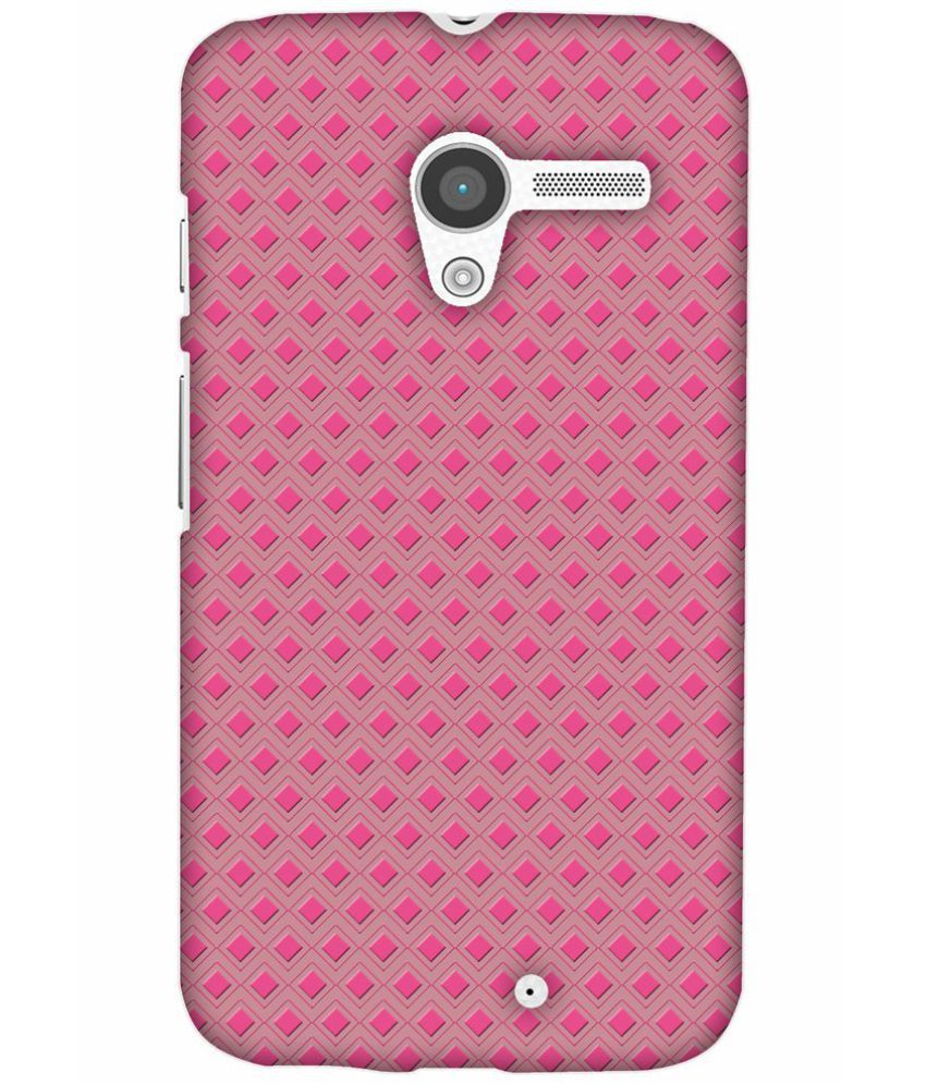 Moto X Printed Cover By Amzer