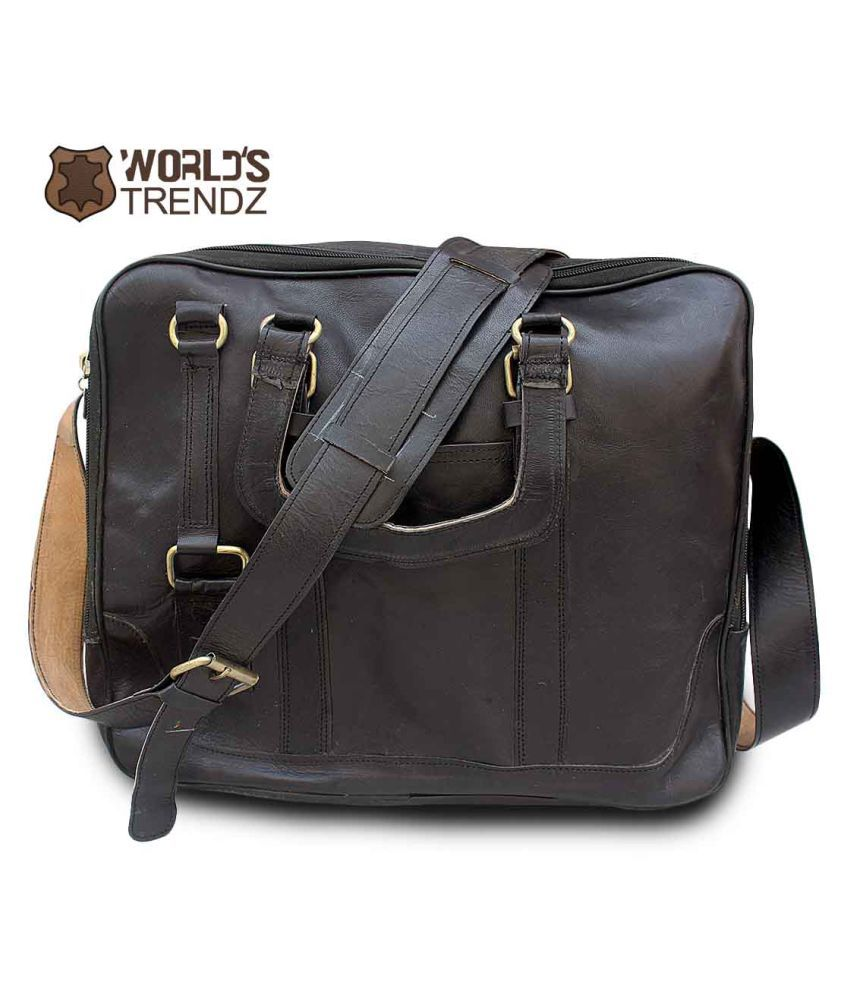 Worlds Trendz Black Laptop Sleeves