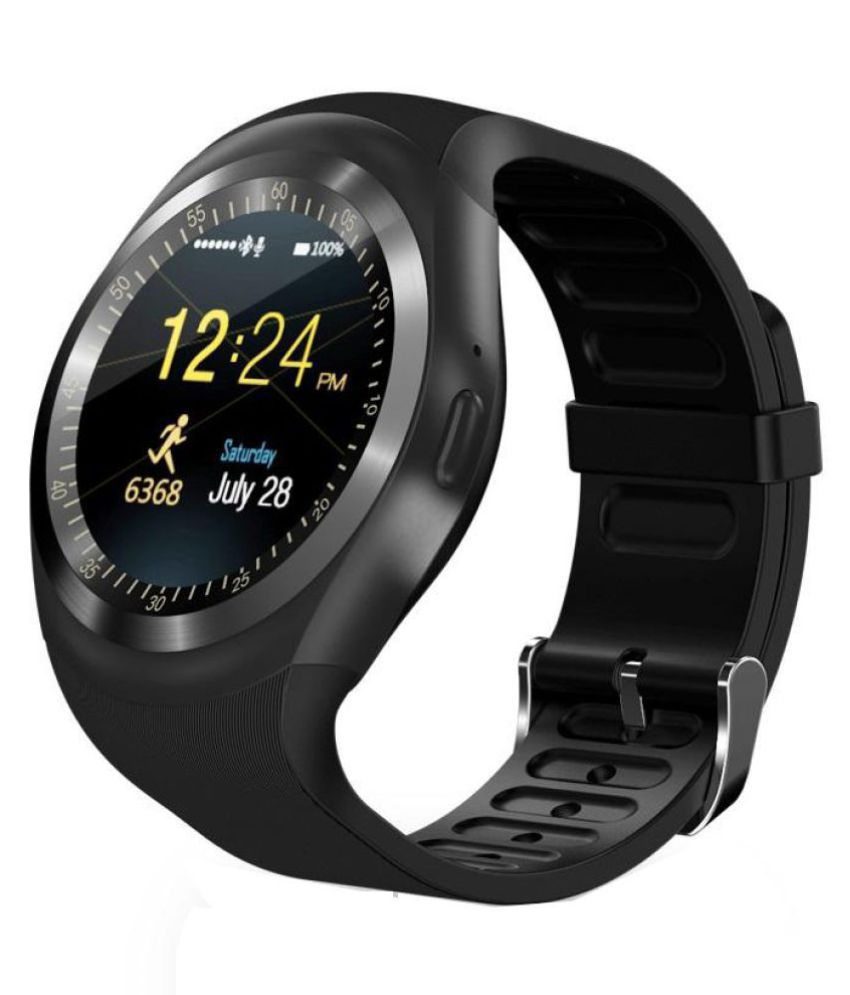 JIKRA Intex Cloud Power+   Smart Watches