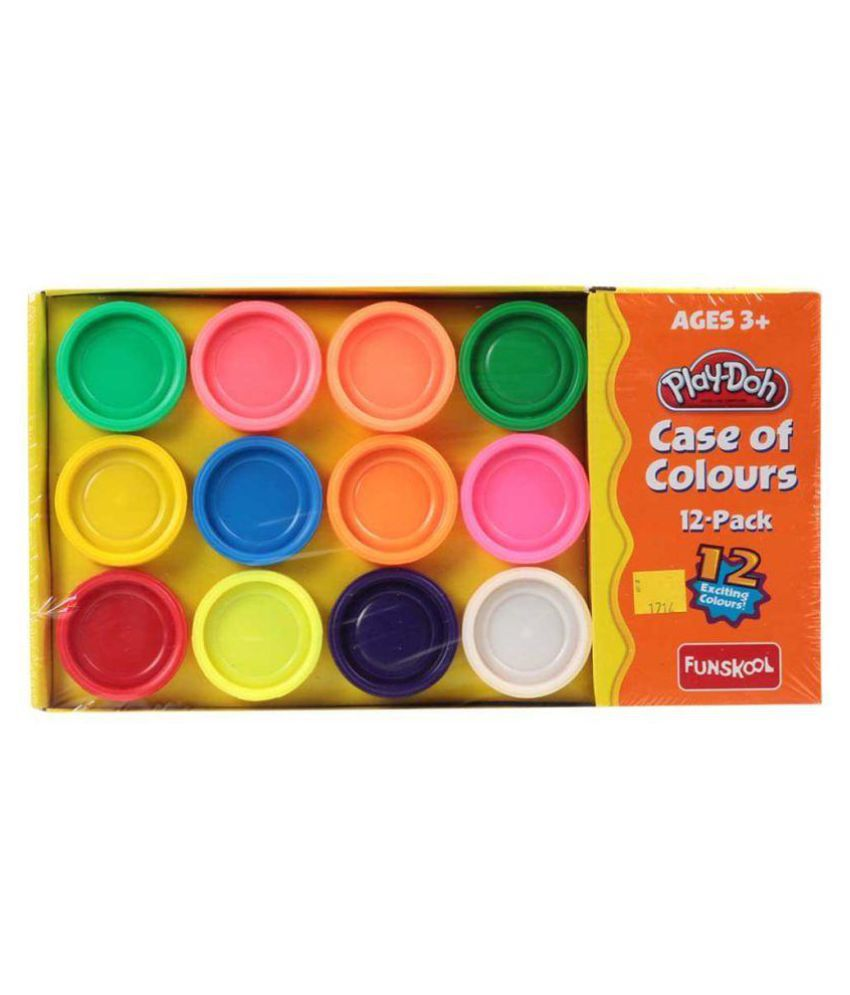 Funskool-Playdoh Case of Colours