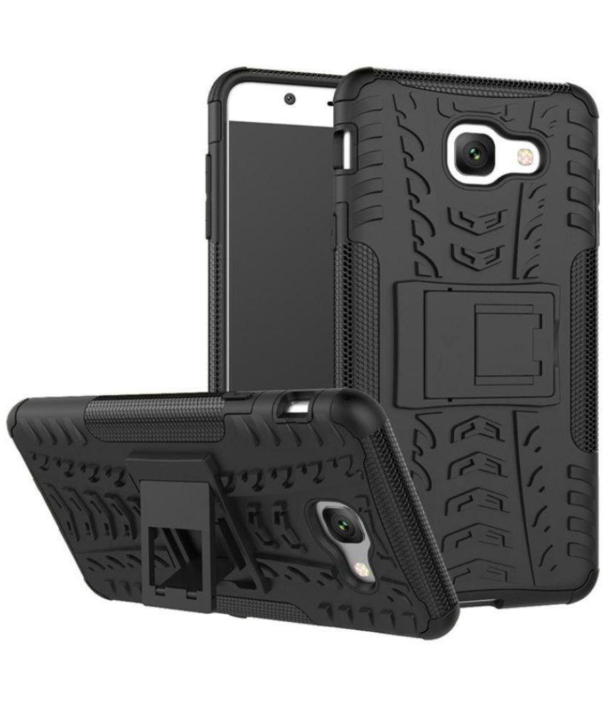 best service 192b9 45801 Samsung Galaxy J7 Max Defender Series Covers Wow Imagine - Black