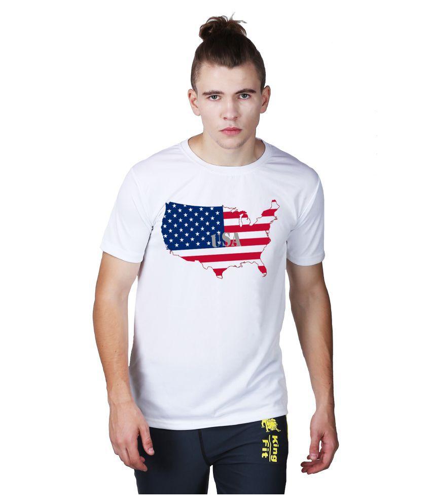 Essenze White Round T-Shirt