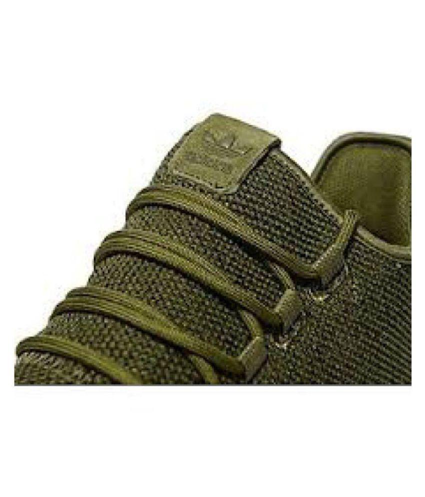 super popular a55fa 8a763 Adidas Tubular Shadow Green Casual Shoes - Buy Adidas ...
