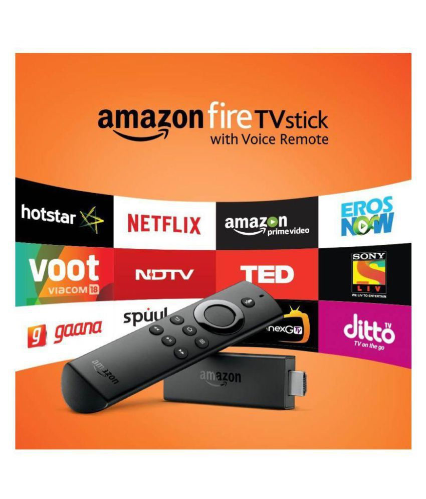 buy amazon fire tv stick with voice remote compatible with. Black Bedroom Furniture Sets. Home Design Ideas