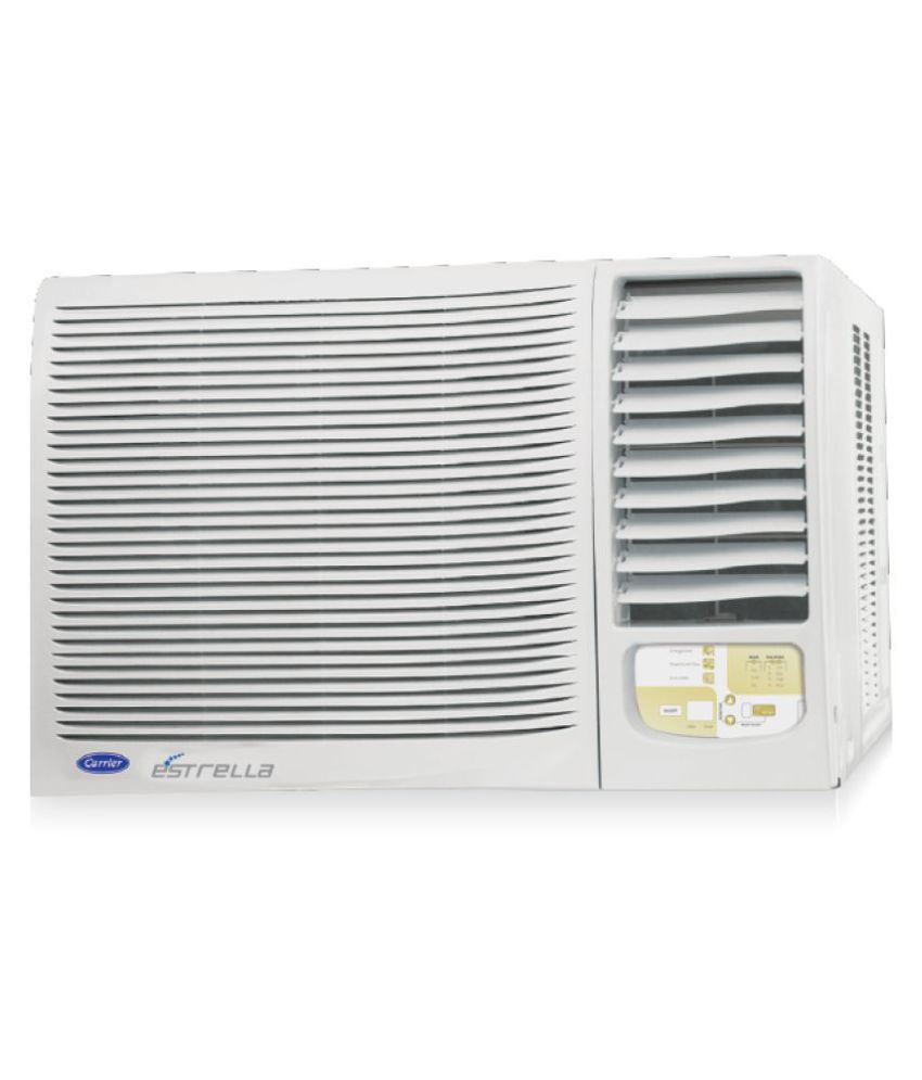 Carrier 1.5 Ton 3 Star 18K Estrella Window Air Conditioner