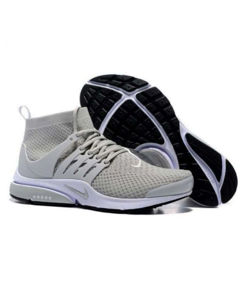 3f72a9951794 Nike Air Presto Ultra Flyknit Running Shoes - Buy Nike Air Presto Ultra  Flyknit Running Shoes Online at Best Prices in India on Snapdeal