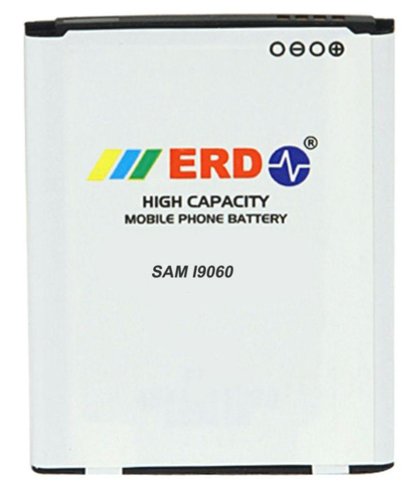 Samsung Galaxy Grand Neo GT 2100 mAh Battery by Erd - Batteries Online at Low Prices | Snapdeal India