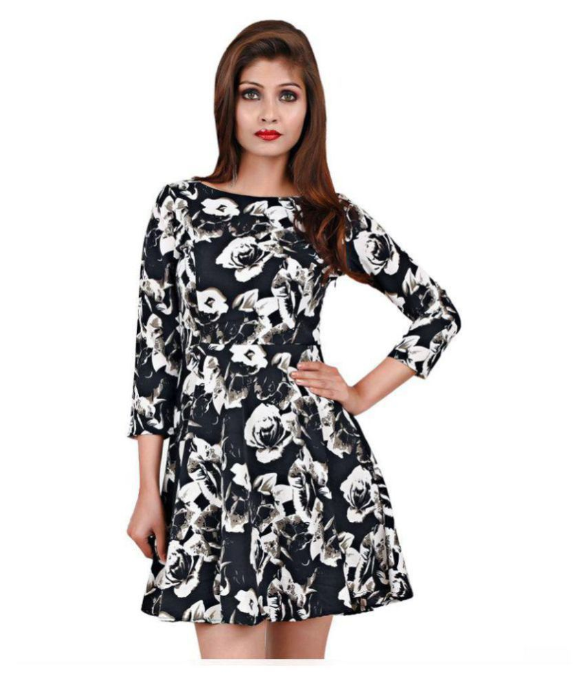 54756182d798 The Bebo Crepe Dresses - Buy The Bebo Crepe Dresses Online at Best Prices  in India on Snapdeal
