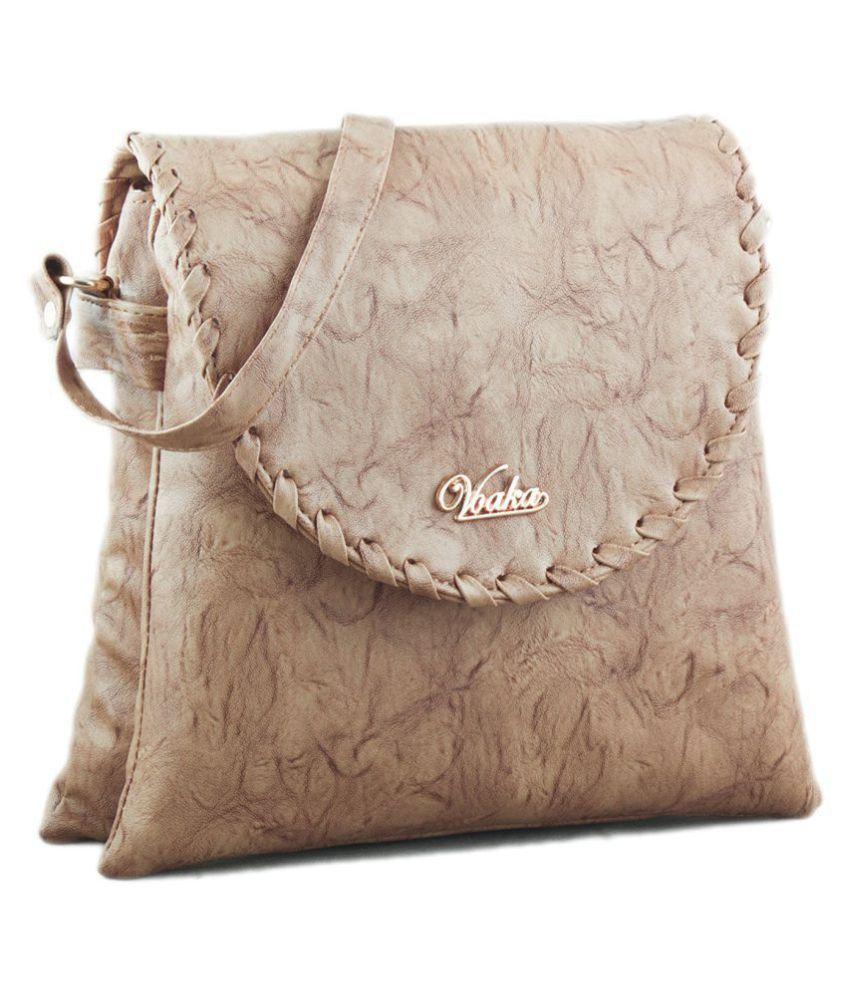 Voaka Multi P.U. Sling Bag