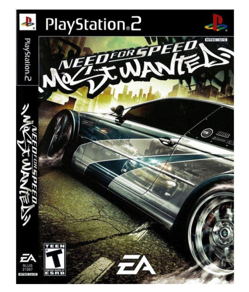 Buy need for speed most wanted ps2 ( PS2 ) Online at Best