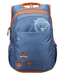 SKYBAGS Blue Backpack