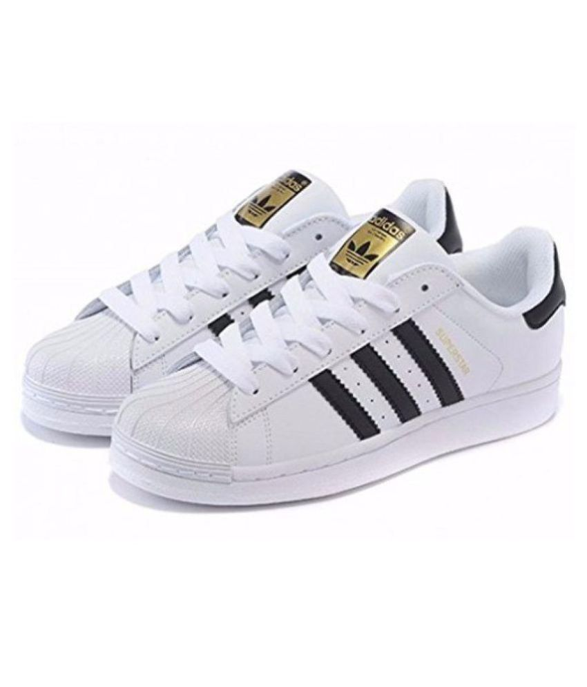 977d9e3f9a9 Adidas SUPERSTAR SNEAKERS SHOES White Casual Shoes - Buy Adidas ...