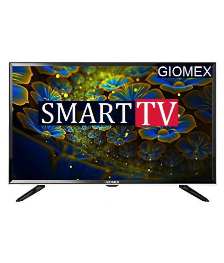 Giomex GML01- VV 80 cm ( 32 ) Full HD (FHD) LED Television With 1+1 Year Extended Warranty