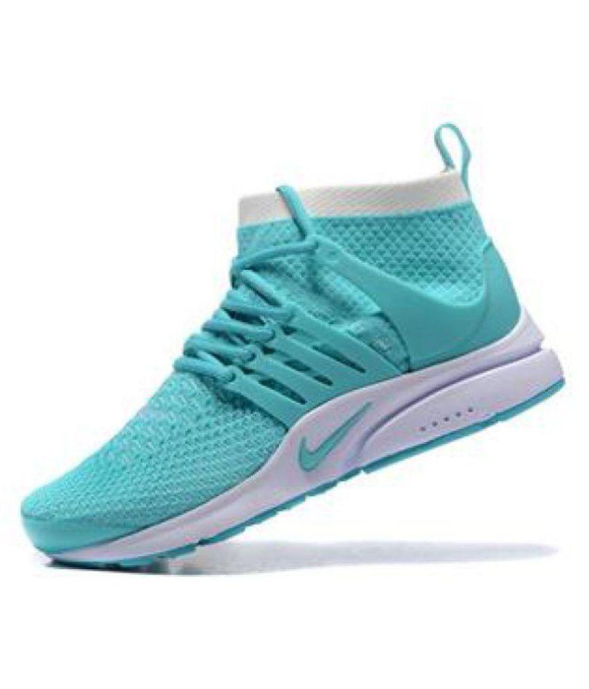 new product 3dd72 16c30 Nike Air Presto Ultra Flyknit Blue Running Shoes - Buy Nike Air ...