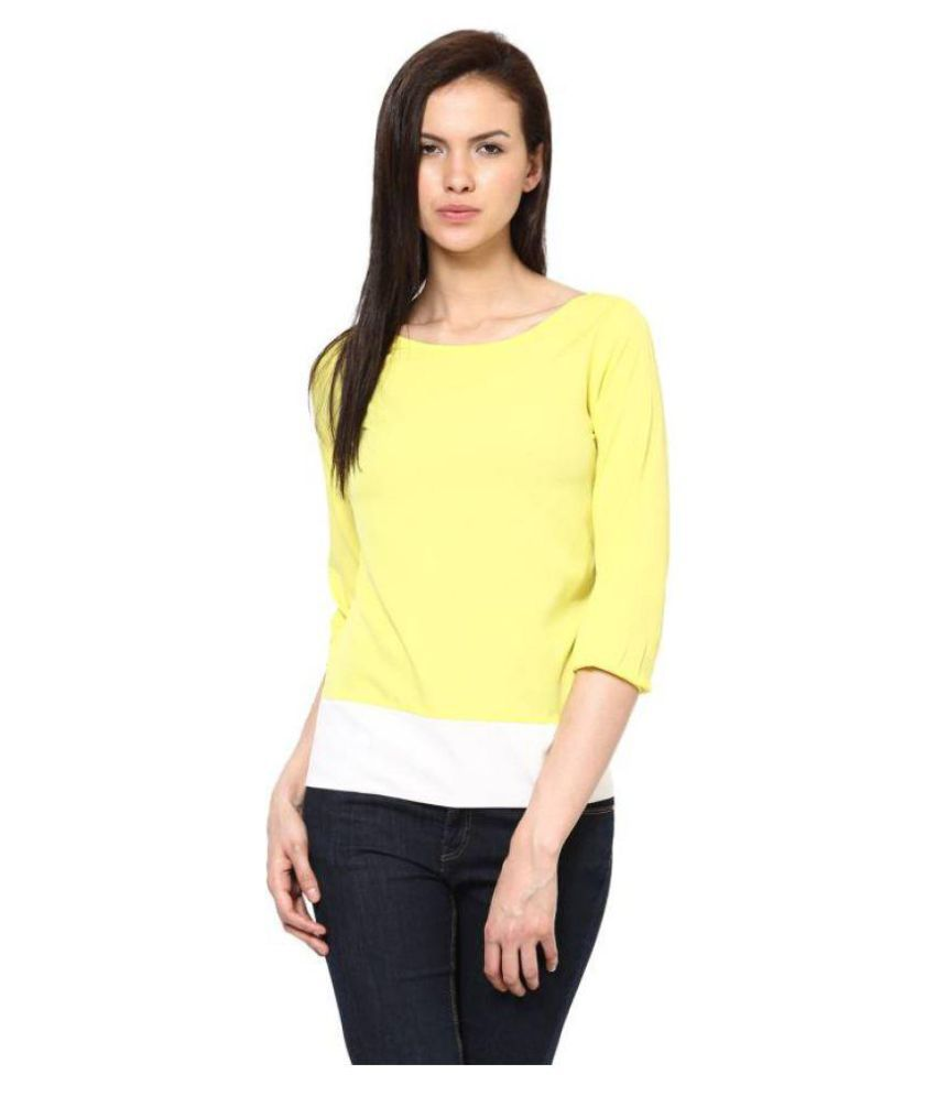 d9cf9019dca Harpa Crepe Regular Tops - Buy Harpa Crepe Regular Tops Online at Best  Prices in India on Snapdeal