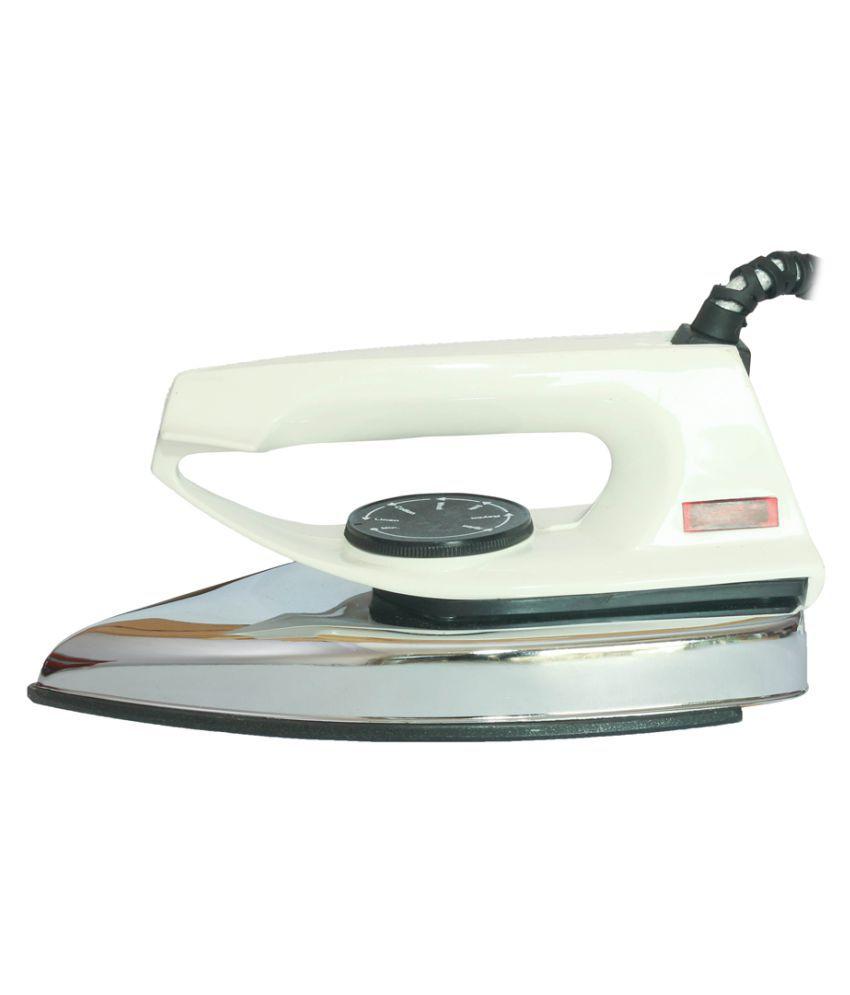 Bentag Gama 750W Automatic Dry Iron White