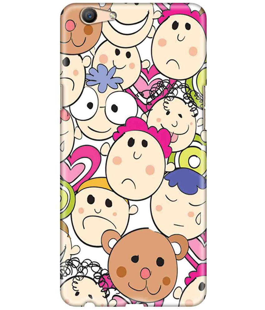 Oppo F3 Printed Cover By LOL