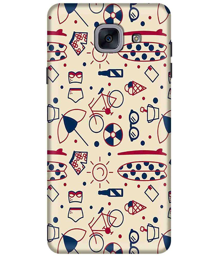 Samsung Galaxy J7 Max Printed Cover By LOL