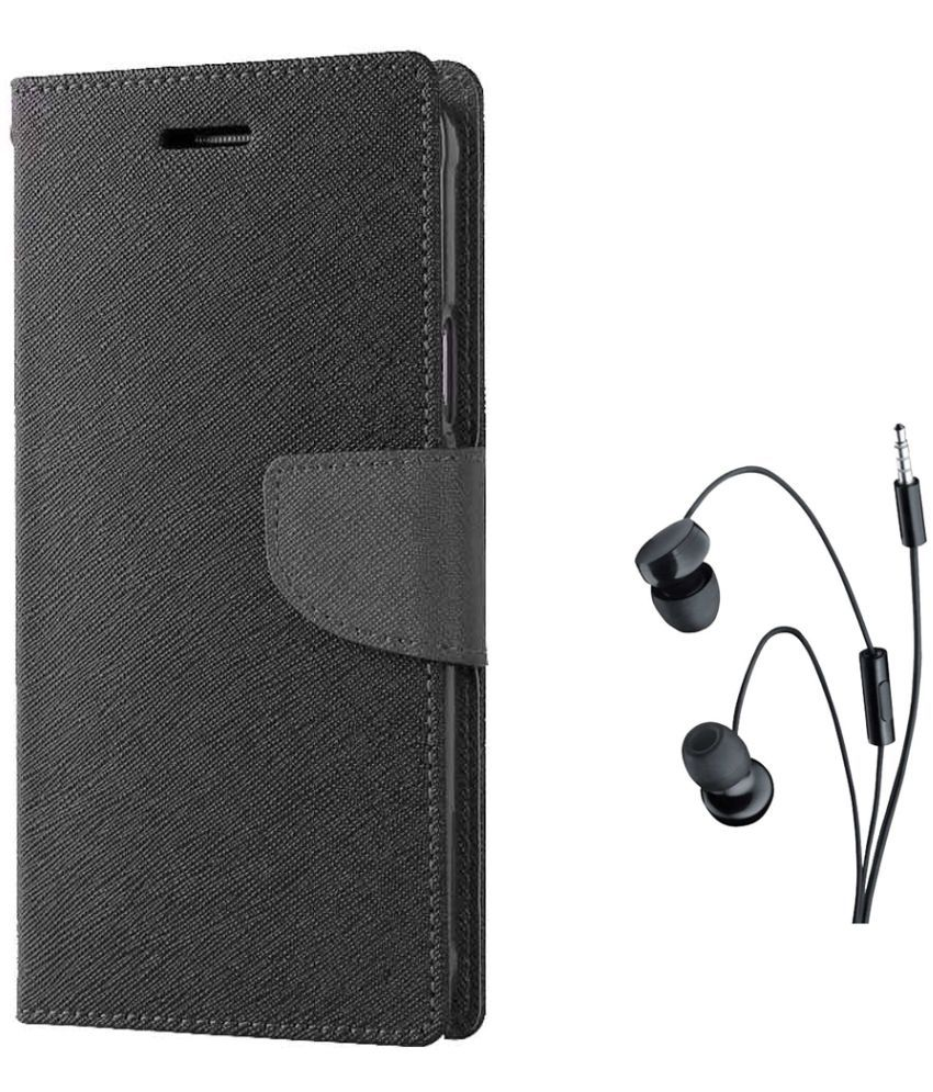 Sony Xperia L Cases with Stands Avzax - Black