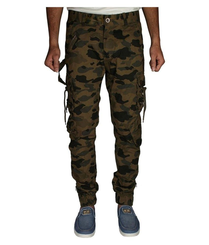 Dori style military cargo pants for men(Military Style)