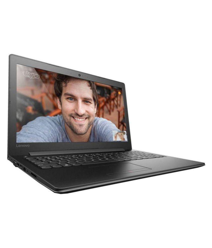 Lenovo Ideapad 80SM01EEIH Notebook Core i5 (6th Generation) 8 GB 39.62cm(15.6) DOS 2 GB BLACK