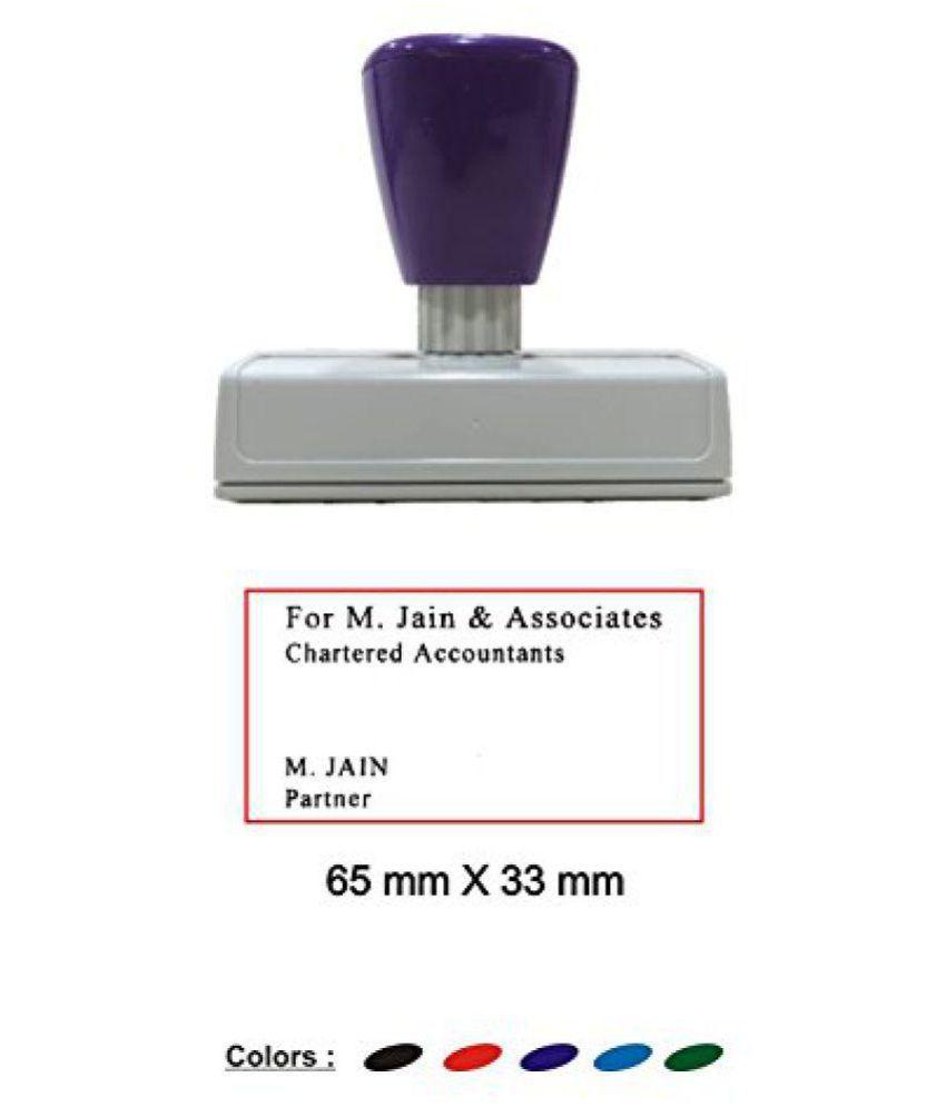 Eleganza Customized 65x33mm